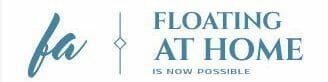 Floating at home logo