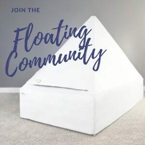 join the floating community