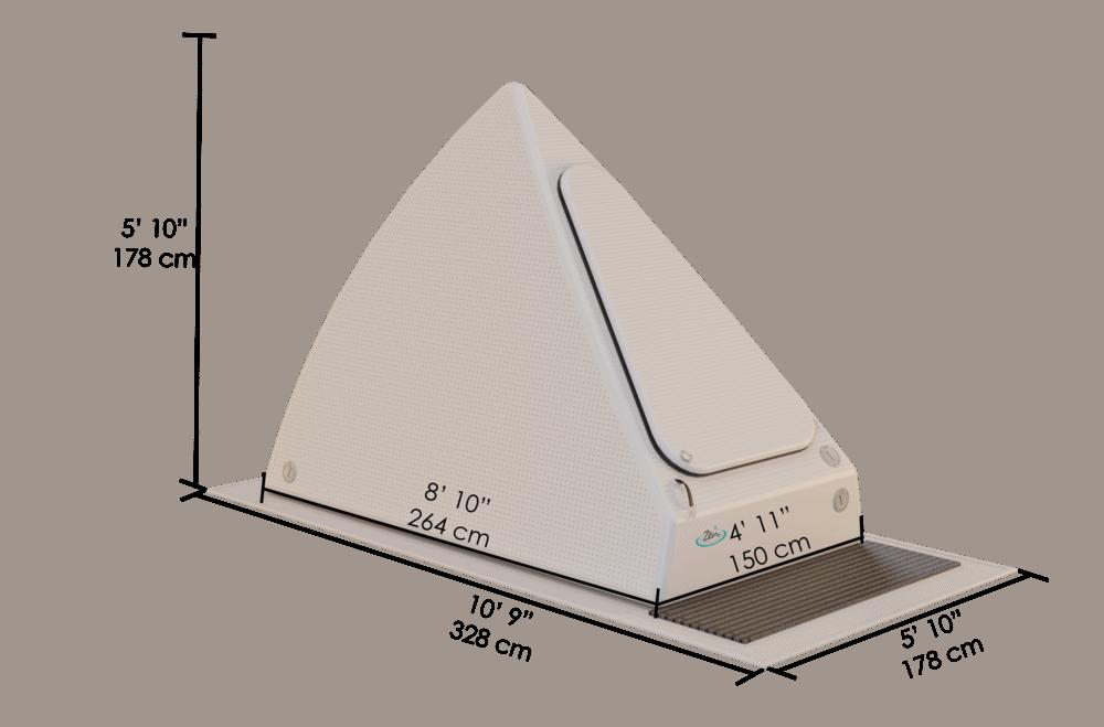 zen float tent review