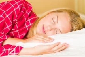 the magnesium sulfate stimulates the sleep